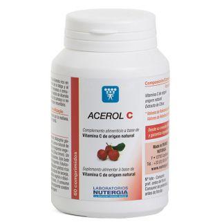 Acerol C Nutergia - 60 comprimidos