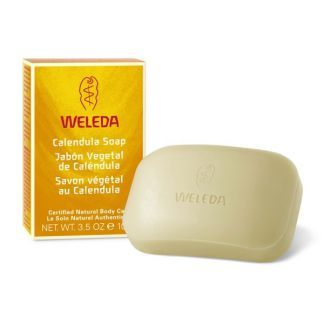 Jabón Vegetal de Caléndula Weleda - 100 gr.