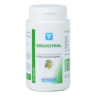 Ergycitral Nutergia - 70 cápsulas