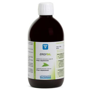 Ergysil Solución Nutergia - 500 ml.