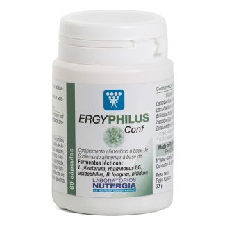 Ergyphilus Confort Nutergia - 60 cápsulas