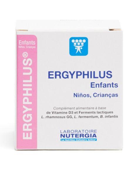 Ergyphilus Niños Nutergia - 14 sobres