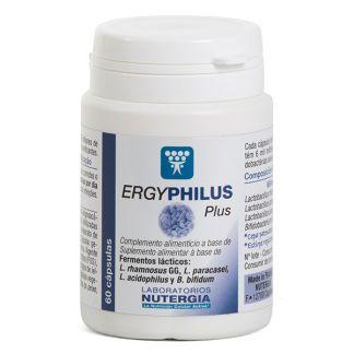 Ergyphilus Plus Nutergia - 60 cápsulas
