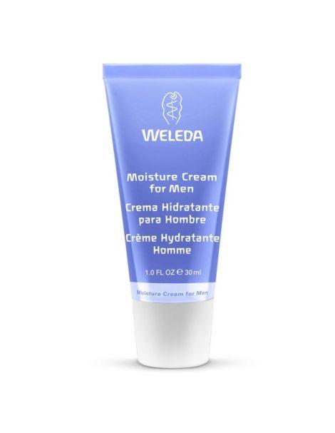 Crema Hidratante para Hombre Weleda - 30 ml.