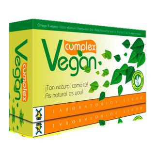 Vegan Complex Tegor - 60 cápsulas