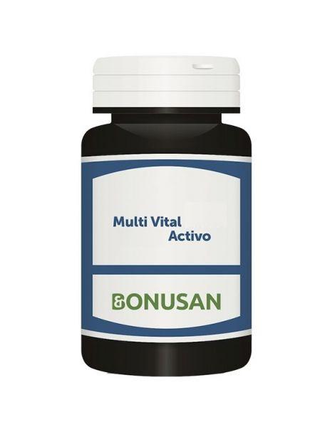 Multi Vital Infantis Activo Bonusan - 30 tabletas