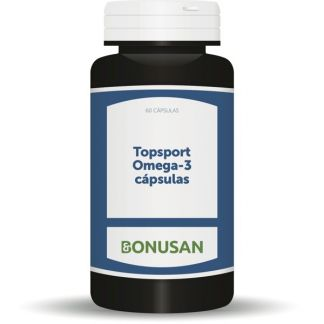 Topsport Omega-3 Forte MSC Bonusan - 90 cápsulas