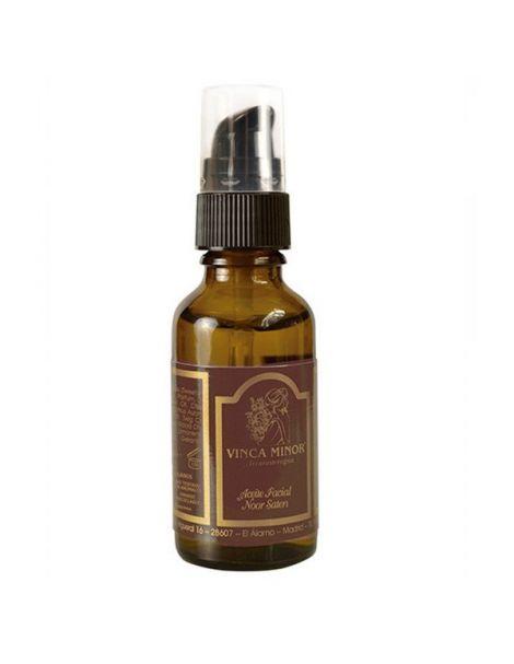 Aceite Facial Noor Saten para la Barba Vinca Minor - 30 ml.