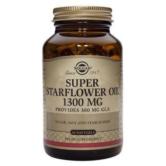 Aceite de Borraja Solgar - 60 perlas