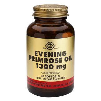 Aceite de Prímula (Onagra) 1300 mg. Solgar - 30 perlas