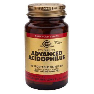 Acidophilus Avanzado Solgar - 50 cápsulas