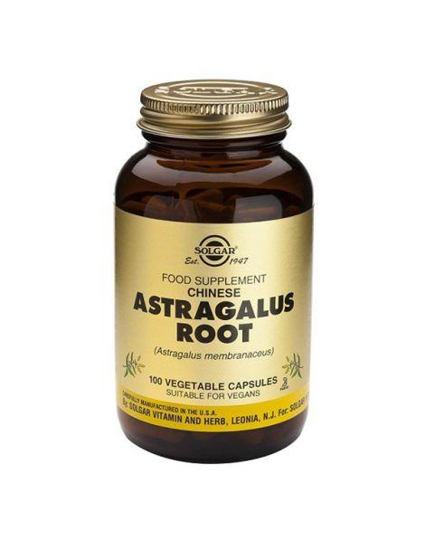 Astrágalus Chino Solgar - 100 cápsulas