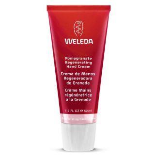 Crema de Manos Regeneradora de Granada Weleda - 50 ml.
