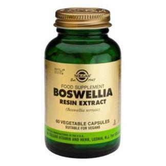 Boswellia Solgar - 60 cápsulas