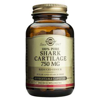 Cartílago de Tiburón Solgar - 45 cápsulas