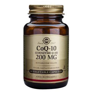 Coenzima Q10 200 mg. Solgar - 30 cápsulas