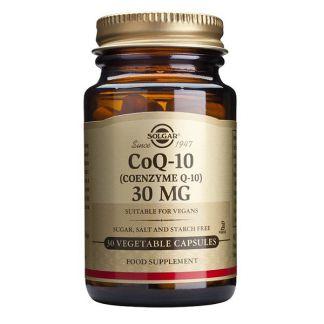 Coenzima Q10 30 mg. Solgar - 60 cápsulas