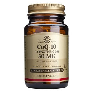 Coenzima Q10 30 mg. Solgar - 90 cápsulas