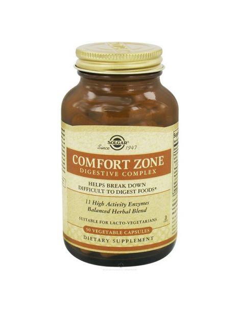 Comfort Zone Digestive Complex Solgar - 90 cápsulas