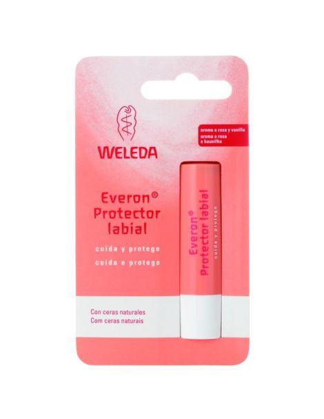 Protector Labial Everon  Weleda - 4,8 gr.