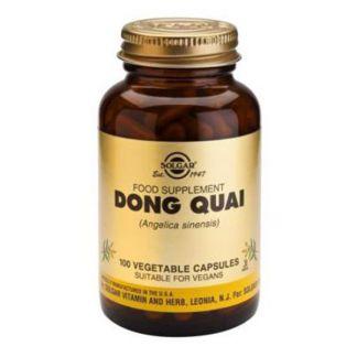 Dong Quai Solgar - 100 cápsulas