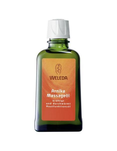 Aceite para Masaje con Árnica Weleda - 50 ml.