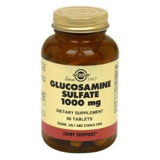 Glucosamina Sulfato Solgar - 60 comprimidos