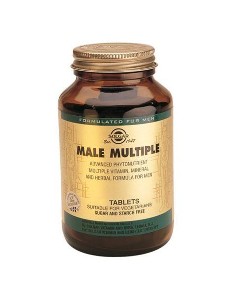 Male Múltiple (Hombre) Solgar - 60 comprimidos