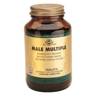 Male Múltiple (Hombre) Solgar - 120 comprimidos