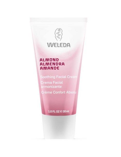 Crema Facial Armonizante de Almendra Weleda - 30 ml.