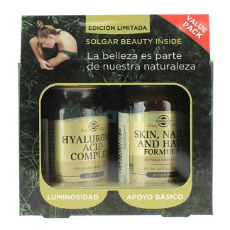 Pack Beauty Inside Solgar