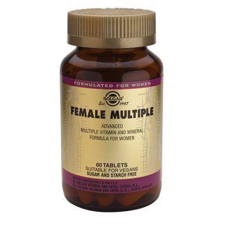 Female Múltiple (Mujer) Solgar - 60 comprimidos