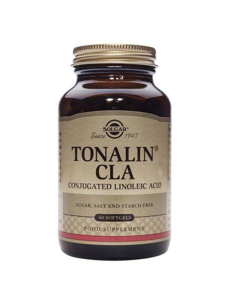 Tonalín CLA Solgar - 60 perlas