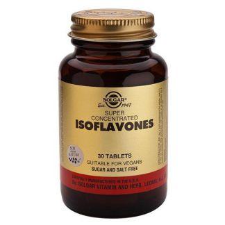 Super Concentrado Soja (Isoflavonas) Solgar - 90 comprimidos