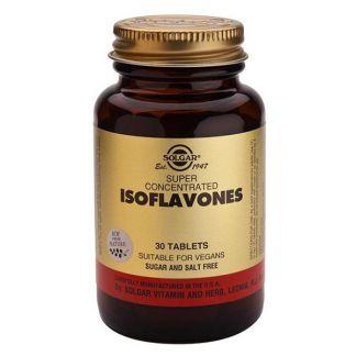 Super Concentrado Soja (Isoflavonas) Solgar - 30 comprimidos