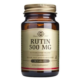 Rutina Solgar - 50 comprimidos