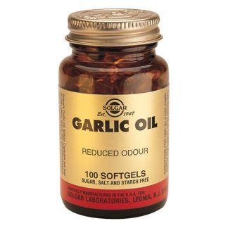 Aceite de Ajo Solgar - 100 perlas