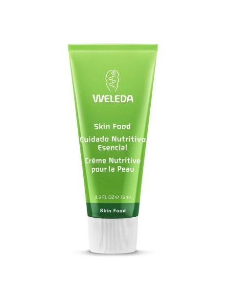 Crema de Plantas Medicinales - Skinfood Weleda -75 ml.