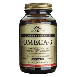 Omega 3 Alta Concentración Solgar - 120 perlas