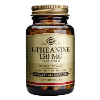 L-Teanina 150 mg. Solgar - 60 cápsulas