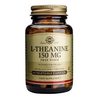 L-Teanina 150 mg. Solgar - 30 cápsulas