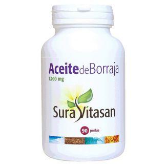 Aceite de Borraja 1000 mg. Sura Vitasan - 90 perlas