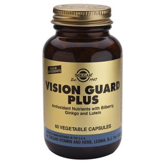 Vision Guard Plus Solgar - 60 cápsulas