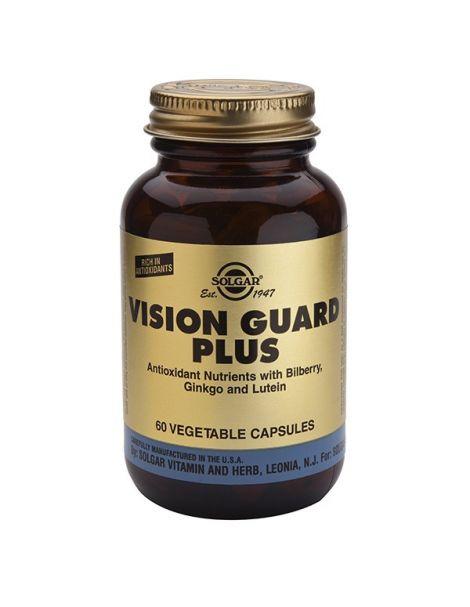 Vision Guard Plus Solgar - 60 cápsulas