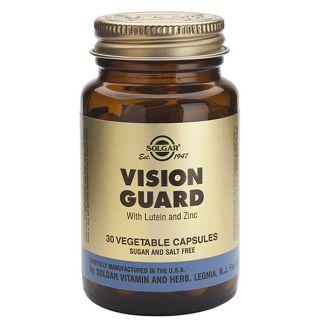 Vision Guard Solgar - 60 cápsulas