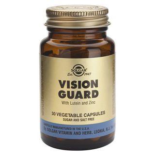 Vision Guard Solgar - 30 cápsulas