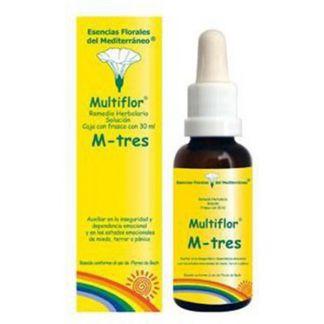 Multiflor 3 Inseguridad-Miedo Floralba - 30 ml.