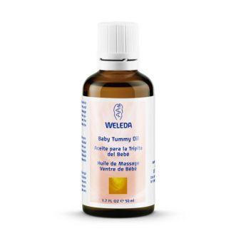 Aceite para la Tripita del Bebé Weleda - 50 ml.