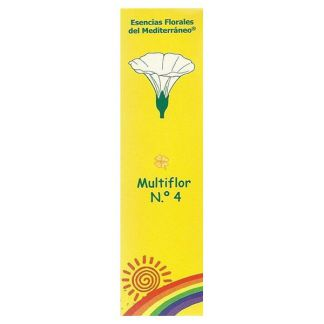 Multiflor 4 Alegría-Optimismo Floralba - 30 ml.