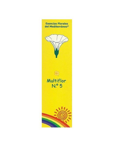 Multiflor 5 Energía-Vitalidad Floralba - 30 ml.
